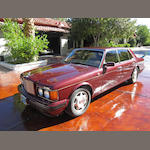 1997 Bentley Turbo R Saloon  Chassis no. SCBZP14C3VCX59442