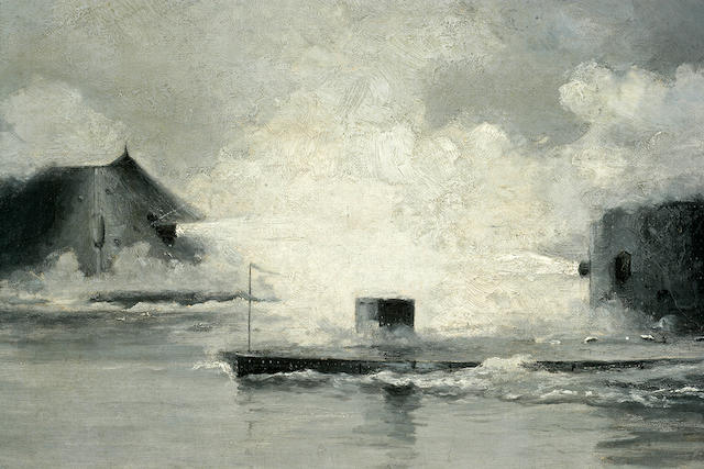 William Halsall, Two Submarines