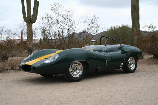 c. 1985 Tempero Constin Lister Jaguar Replica
