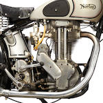 c. 1949 Norton ES2 Frame no. 102304 Engine no. 74613