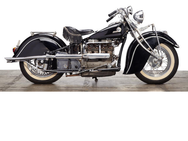 1940 Indian Four Engine no. 440779