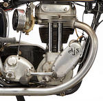 1959 AJS Model 16 Frame no. A80206 Engine no. 37131