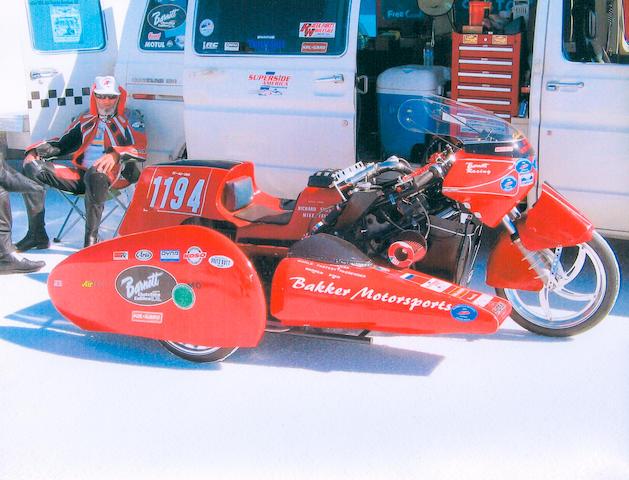 2002 Suzuki Hayabusa Race SideCar