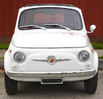 1970 FIAT-Abarth 595  Chassis no. 110F 2467823/2512 Engine no. 110F.0002960001 ABA205