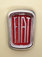 1965 Fiat 500 Gardiniera Jolly  Chassis no. 314573
