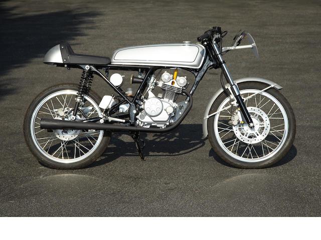 1956 BMW R25