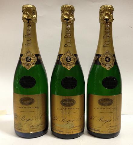 Pol Roger Vintage Champagne 1982 (3)