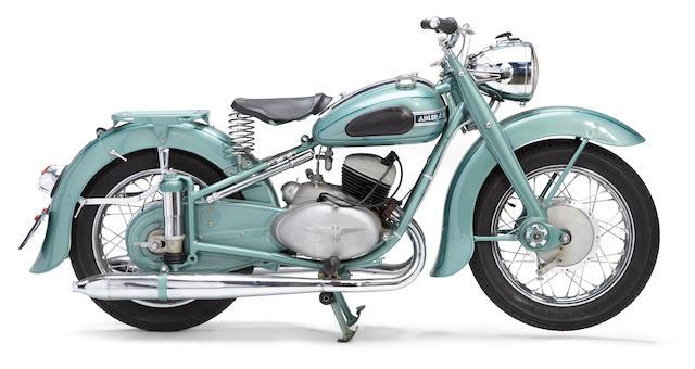 1953 Adler M250
