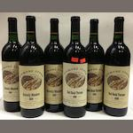 Diamond Creek Cabernet Sauvignon 1986 (1)<BR />Diamond Creek Cabernet Sauvignon 1994 (1)<BR />Diamond Creek Cabernet Sauvignon 1995 (1)<BR />Diamond Creek Cabernet Sauvignon 1988 (1)<BR />Diamond Creek Cabernet Sauvignon 1994 (2)<BR />Diamond Creek Cabernet Sauvignon 1996 (1)