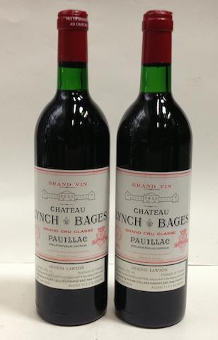 Château Lynch-Bages 1982 (2)