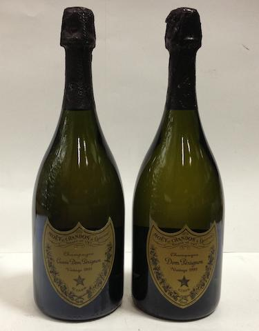 Dom Pérignon Vintage Champagne 1995 (1)<BR />Dom Pérignon Vintage Champagne 1999 (1)