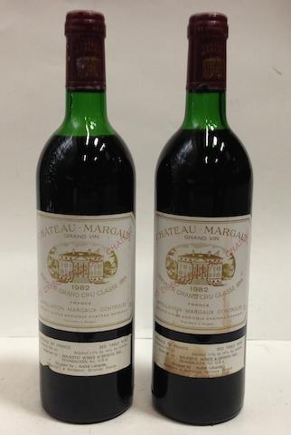 Château Margaux 1982 (2)