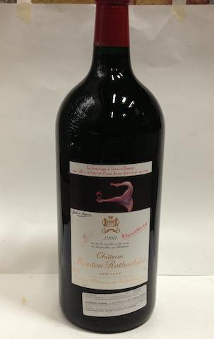Château Mouton Rothschild 1990 (1-3L)