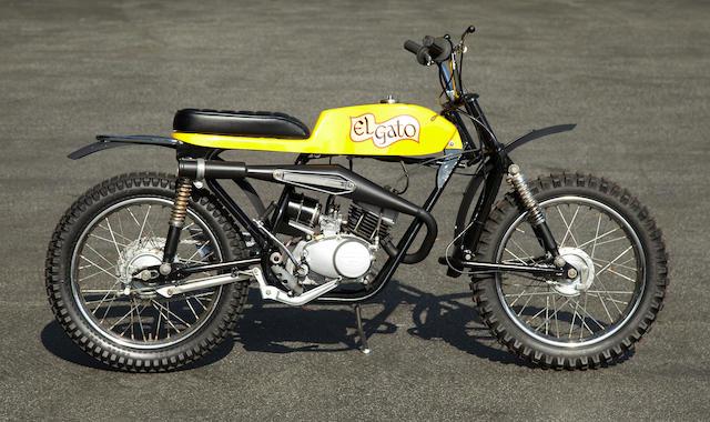 1970 Muskin El Gato 80 cc Fuji