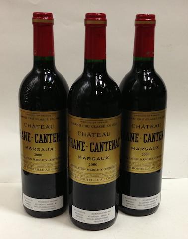 Château Brane Cantenac 2000 (7)