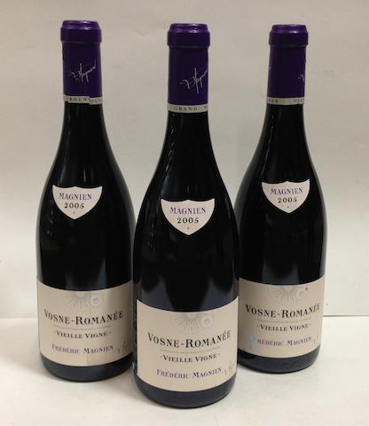 Vosne-Romanée Vieilles Vignes, Magnien 2005 (8)