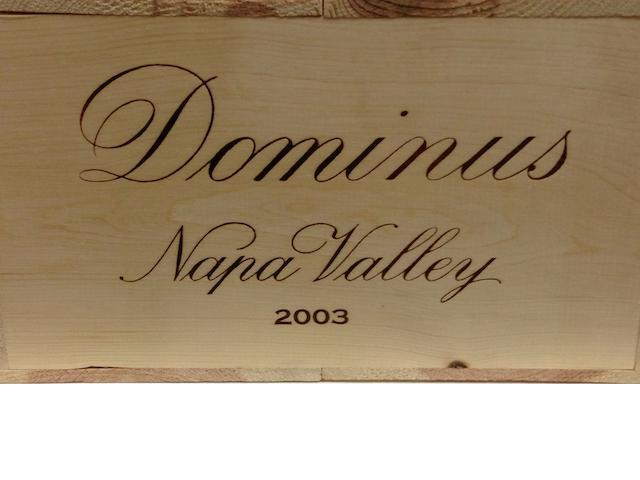 Dominus Estate 2003 (6)
