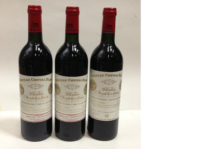 Château Cheval Blanc 1979 (6)
