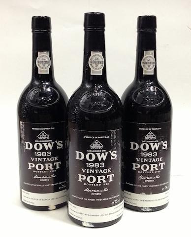 Dow's Vintage Port 1983 (10)