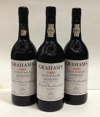 Graham's Vintage Port 1985 (9)