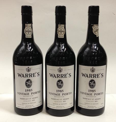 Warre's Vintage Port 1985 (3)