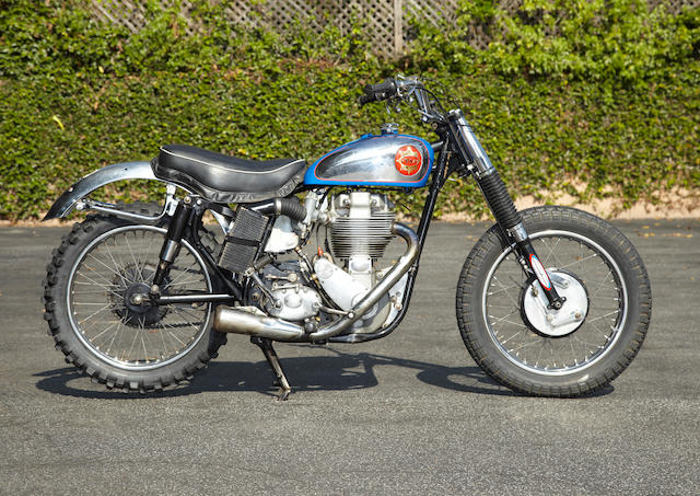 BSA Catalina Scrambler