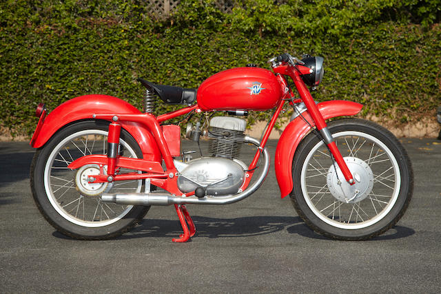 1954 MV Agusta CST 175  Chassis no. 40382236 Engine no. 403598T