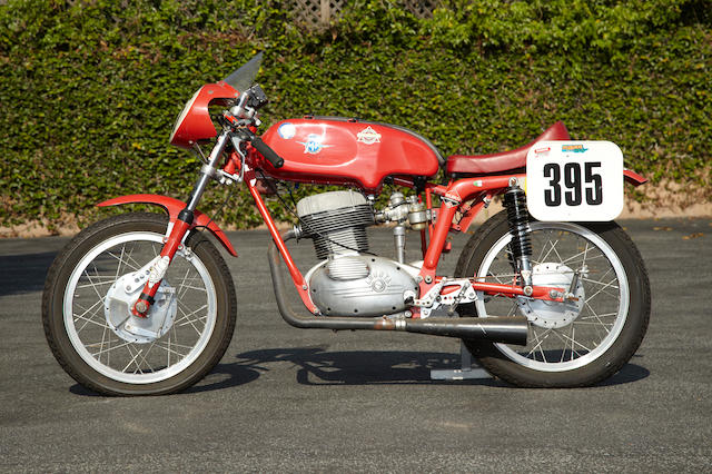 c.1956 MV Agusta Racer  Chassis no. 418962S Engine no. 472503S