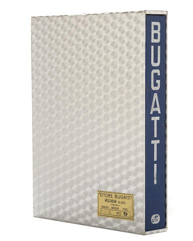 Bugatti Magnum: Hugh Conway with Maurice Sauzay,