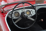 1955 Austin-Healey 100-4 BN2 Roadster  Chassis no. BN2L-228644 Engine no. 1B288872M