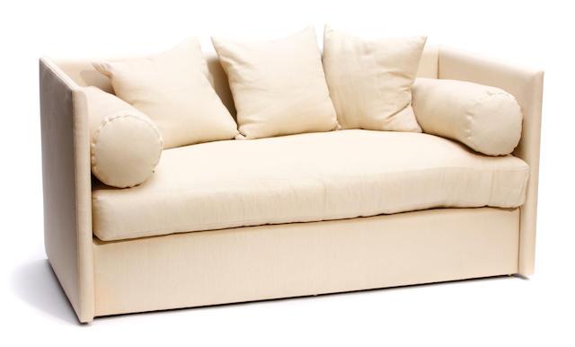 A John Saladino Shelter sofa
