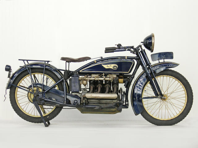 From a Prominent European Collection,,c.1925 Ace 77ci Four Engine no. B4572