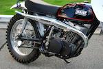 1974 Yamaha DT360 MX