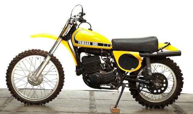 1972 Yamaha SC500