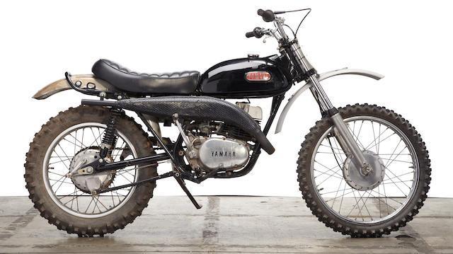 1972 Yamaha DT250MX