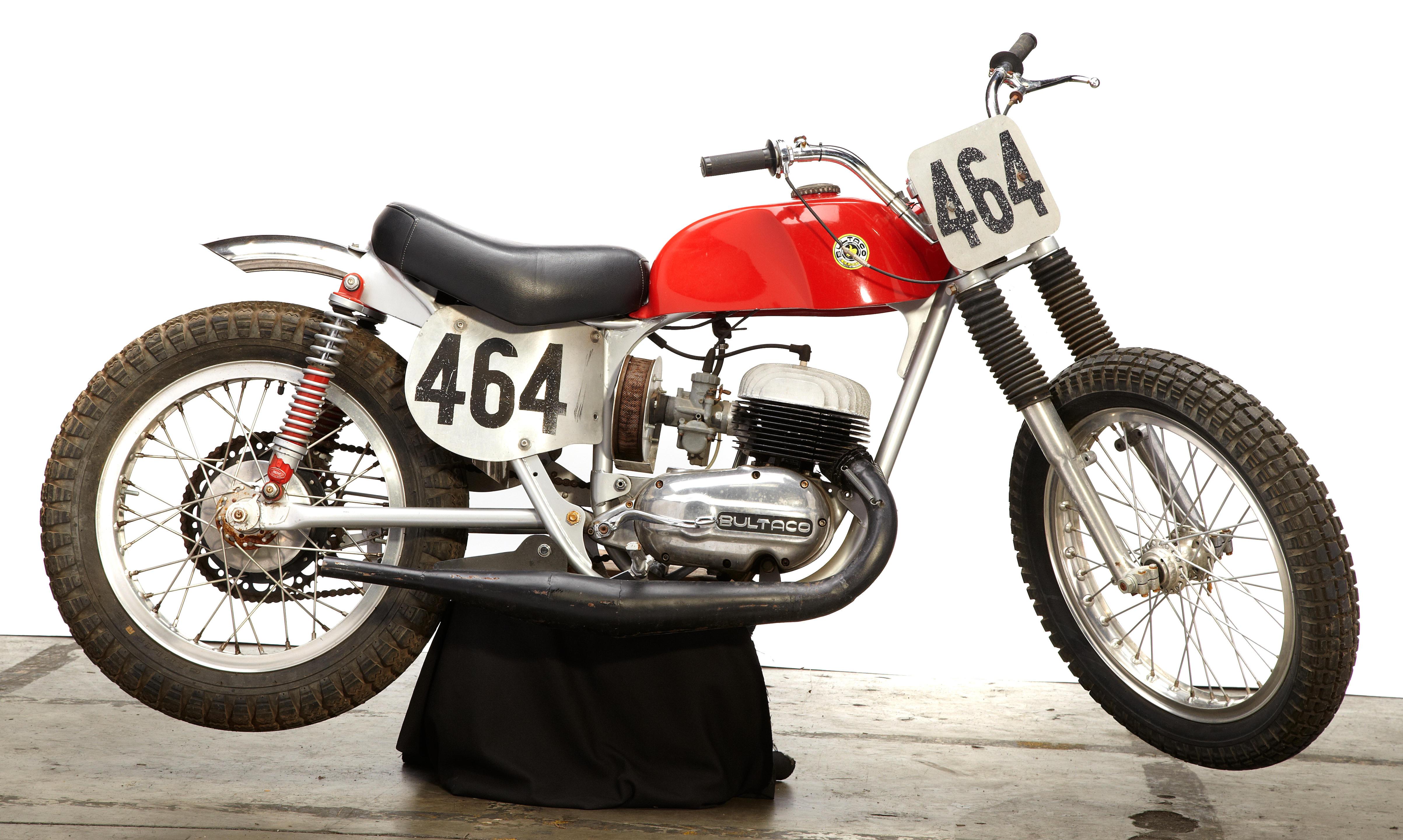 Auktion - The Las Vegas Motorcycle Auction am 10 01 2013