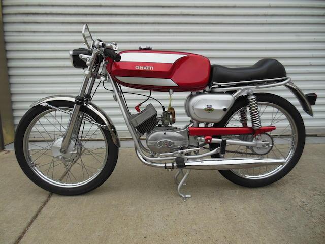 1965 Cimatti S4/B