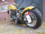 1939 Harley-Davidson Knuckle Head Chopper