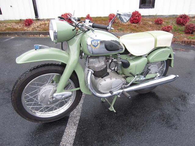 1957 NSU Max
