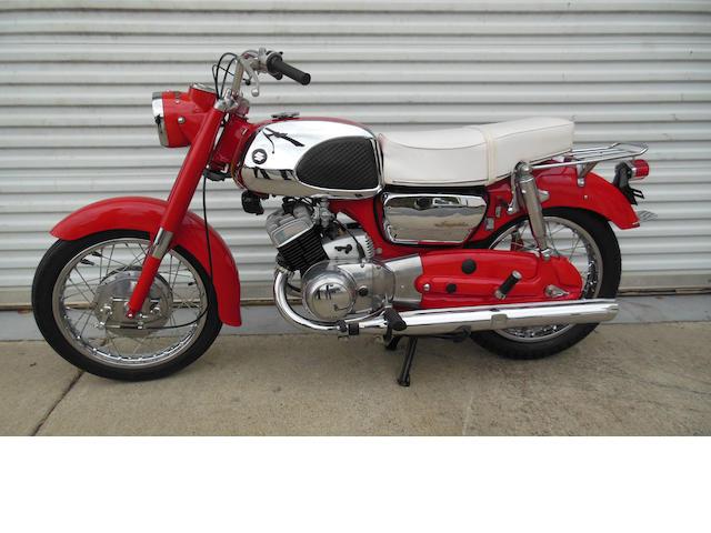 1966 Suzuki T10