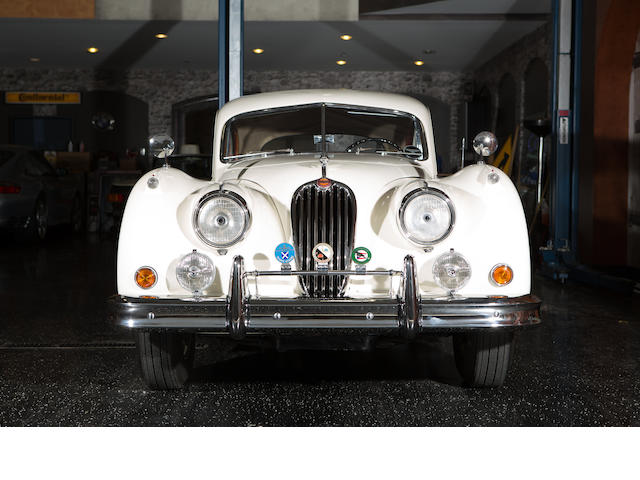 1957 Jaguar XK140 MC Fixed Head Coupe  Chassis no. S815179 Engine no. G6400-8S