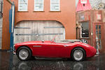 1962 Austin-Healey 3000 MK II Convertible  Chassis no. hbt7L16249 Engine no. 29ERUH2645
