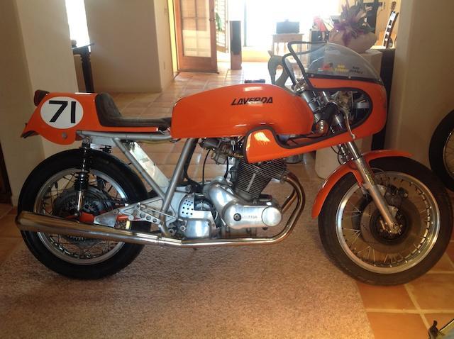1972  Laverda