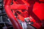 1966 Motobi Zanzani Works Racer Frame no. 440237