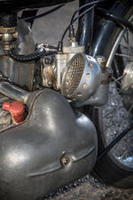 1939 BMW RS 255 Kompressor  Chassis no. 2 Engine no. 16152
