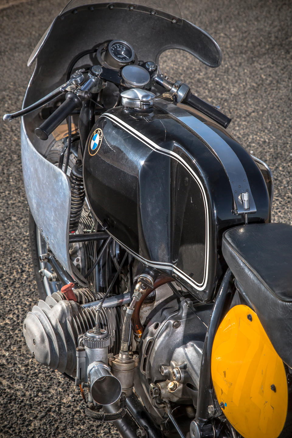 1956 BMW Rennsport RS54 with 'Bartl' Fairing  Chassis no. 256014 Engine no. 549014