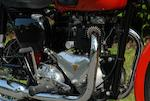 1958 Triumph Thunderbird Frame no. 019679 Engine no. 019679