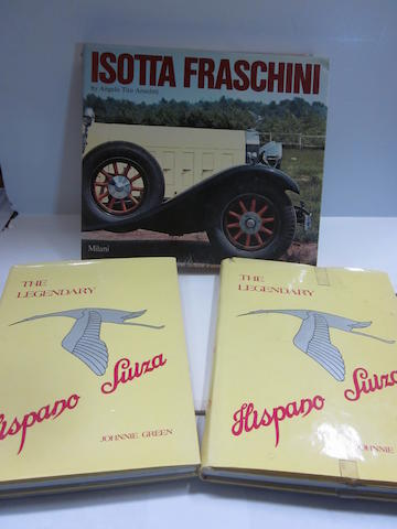 Isotta Fraschini by Angelo Tito Anselmi,
