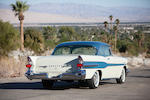 1957  Pontiac Star Chief Coupe  Chassis no. C857H9860