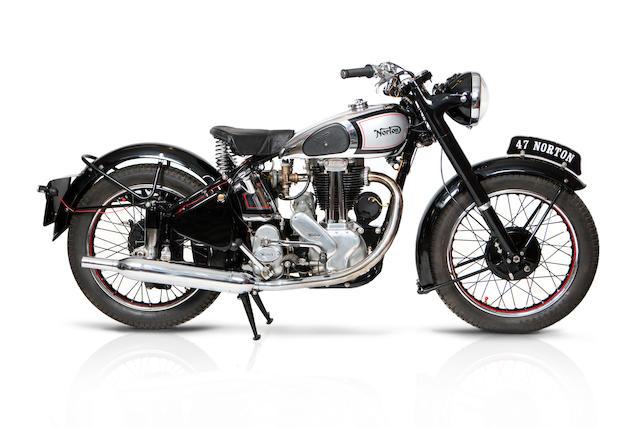 1947 Norton ES2